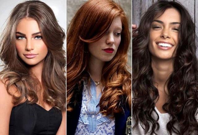 самые стильные прически и цвет волос в европе и америке
