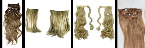 Натуральные или искусственные пряди для наращивания волос