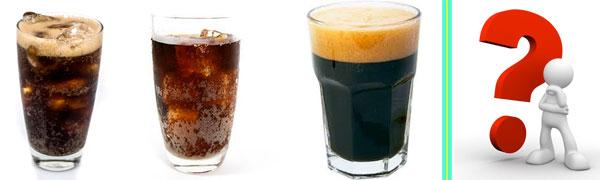Почему газированные напитки шипят?