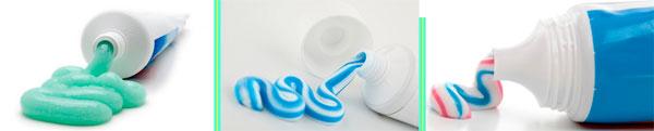 Что в зубной пасте?
