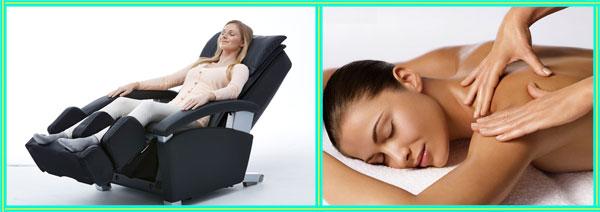 Массажист или массажное кресло?