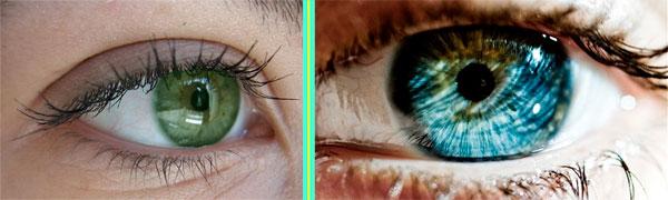 От чего зависит цвет ваших глаз?